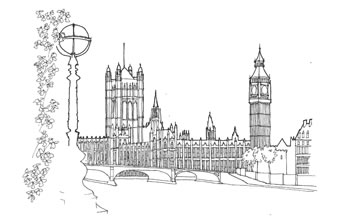 illustration-houses-of-parliament