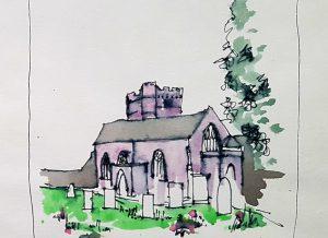 Usk-Church