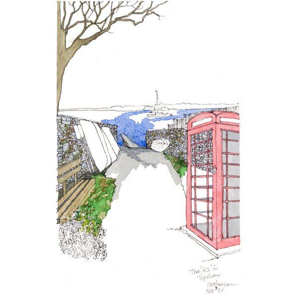 K2-phonebox-Topsham