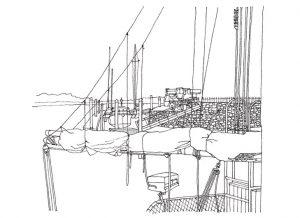 Framed-Topsham-Quay-gallery