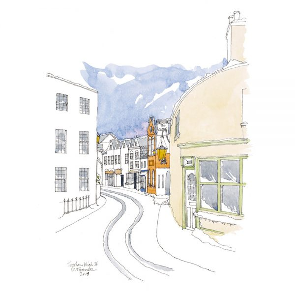 Topsham-High-St-xmas-card-1