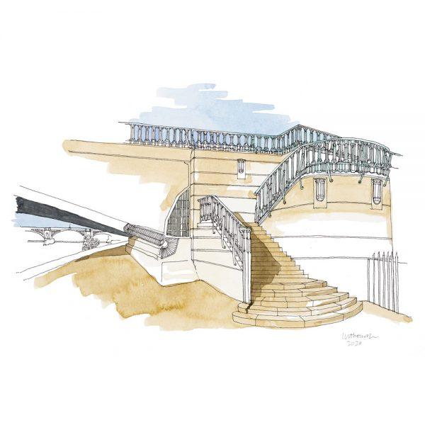 Twickenham-Bridge-Stairwell